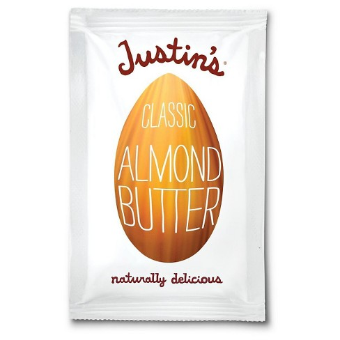 Justin's Squeeze Pack Classic Almond Butter - 1.15oz - image 1 of 2