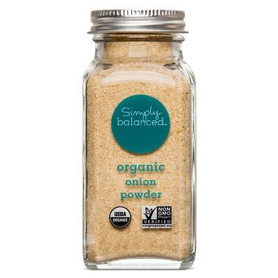 Organic Onion Powder - 2.75oz - Simply Balanced™