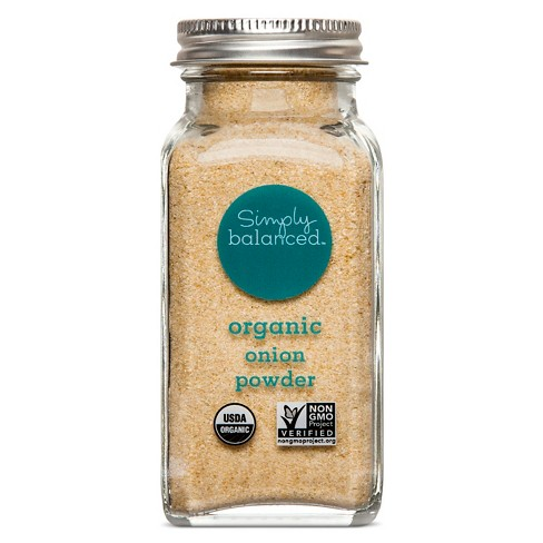 Organic Onion Powder - 2.75oz - Simply Balanced™ - image 1 of 1