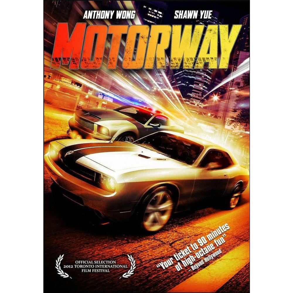 Motorway Dvd 2013