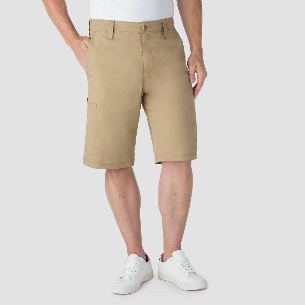 Denizen from Levi's Men's 11.5 Modern Utility Shorts - British Khaki 34