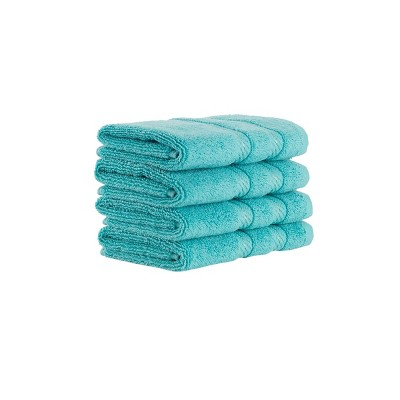 4pc Antalya Turkish Washcloth Set - Makroteks