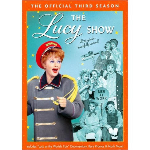 The Lucy Show: The Official Third Season [4 Discs] - image 1 of 1