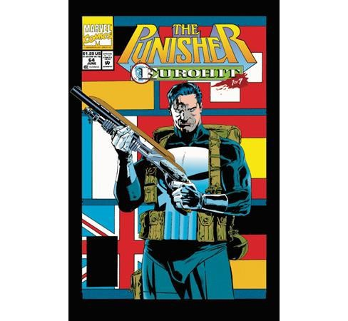 Epic Collection Punisher 7 : Capital Punishment (Paperback) (Chuck Dixon & Dan Abnett & Andy Lanning & - image 1 of 1