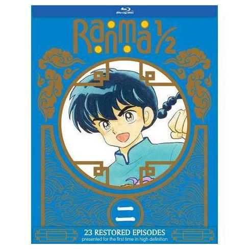 Ranma 1/2 Set 2 (Blu-ray) - image 1 of 1