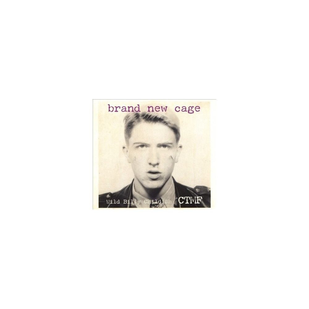 Billy Childish - Brand New Cage (CD)