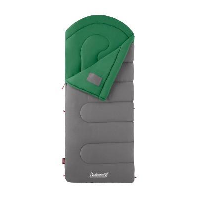 Coleman Cont Dexter 40 Degree Regular Sleeping Bag - Green