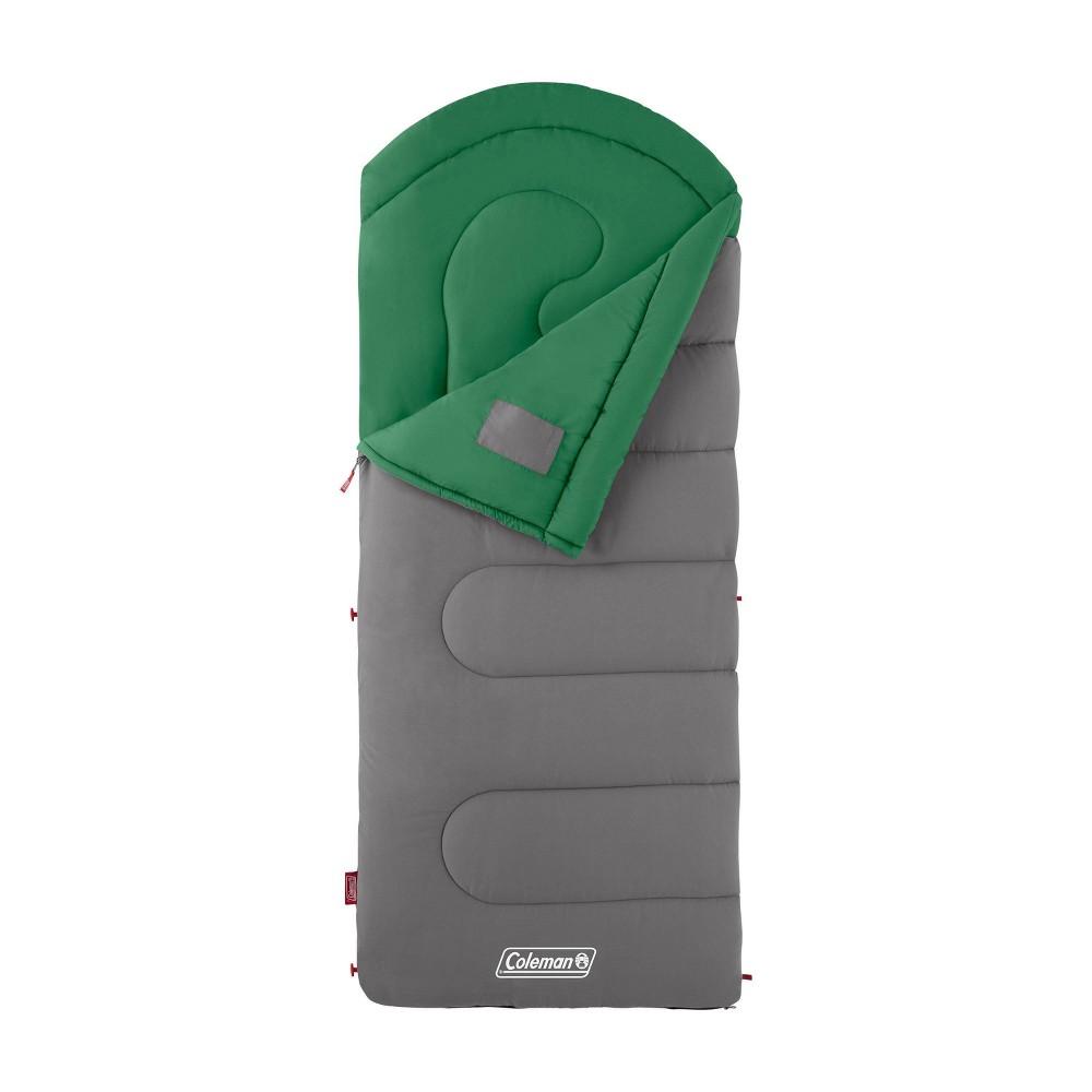 Coleman Cont Dexter 40 Degree Regular Sleeping Bag Green