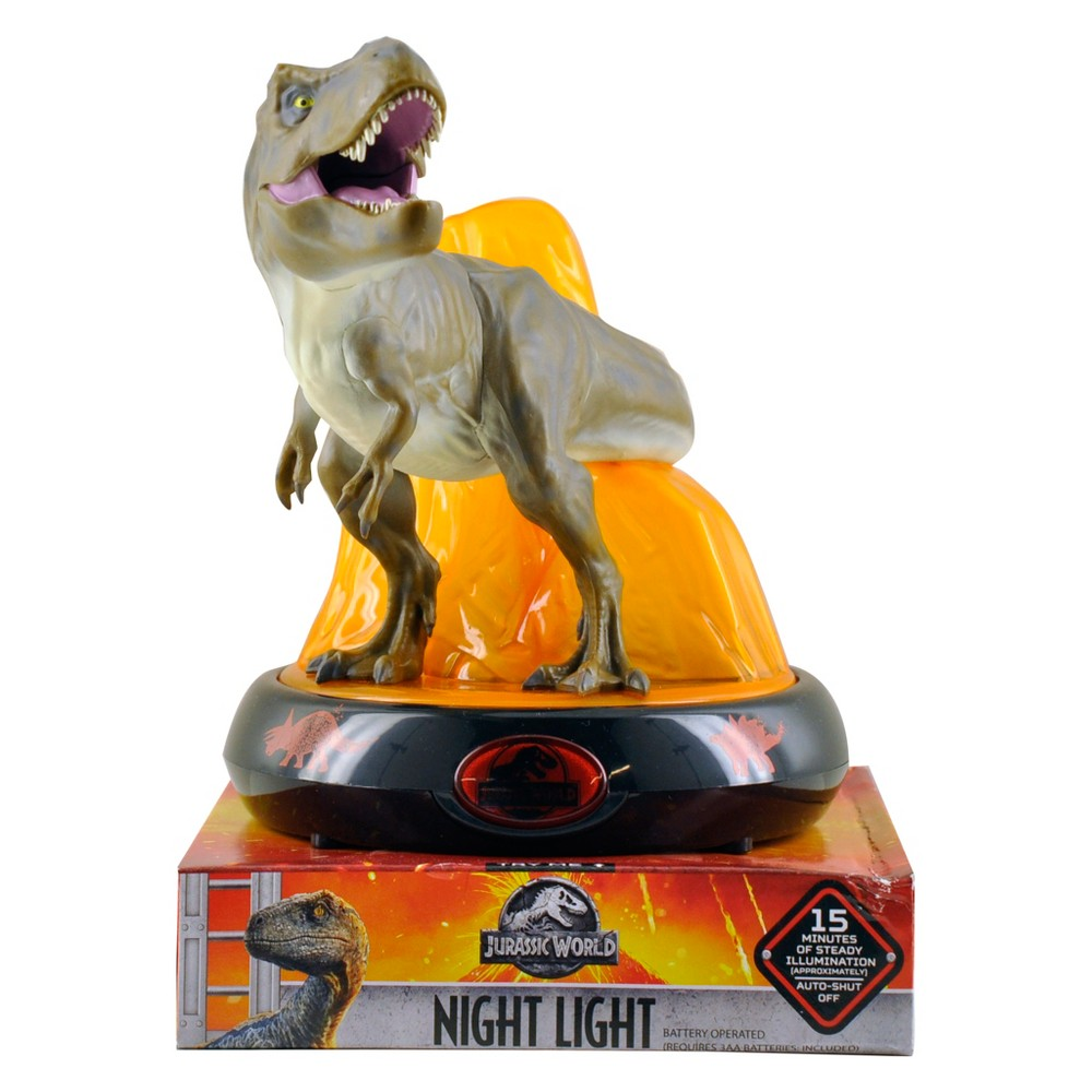 Image of Jurassic Park Nightlight