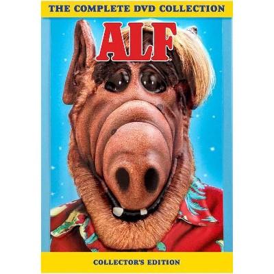 Alf Collection: Seasons 1-4 (DVD)