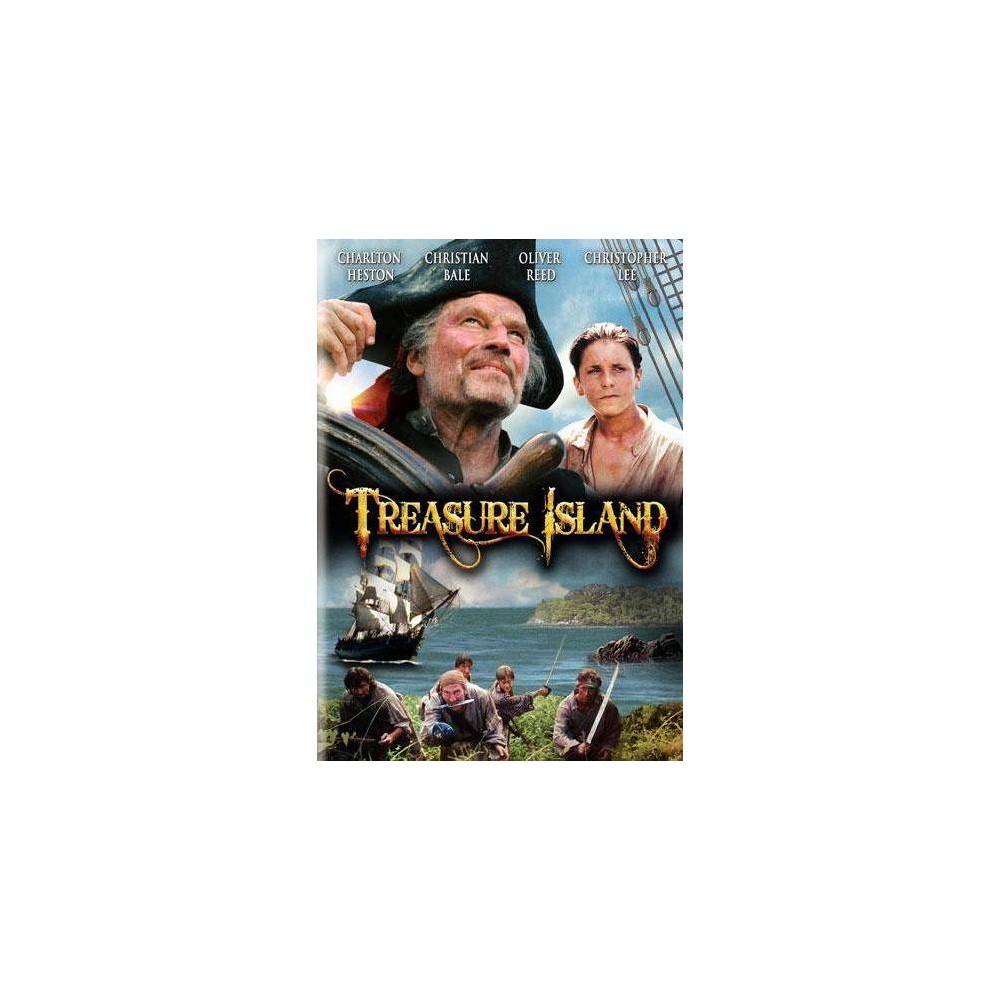 Treasure Island Dvd 2011