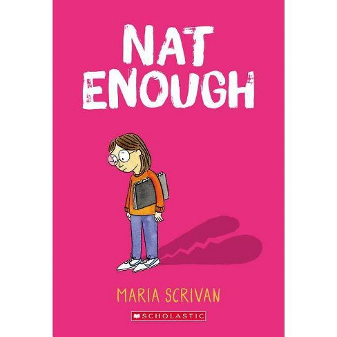 Nat Enough - by  Maria Scrivan (Paperback) - image 1 of 1