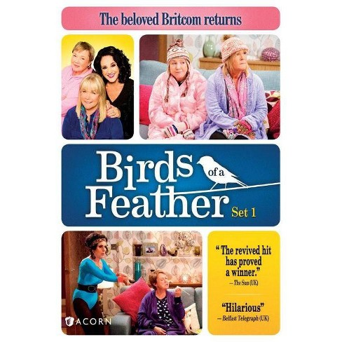Birds of a Feather: Set 1 (DVD) - image 1 of 1