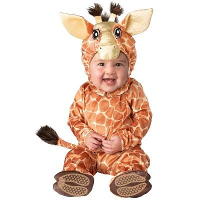InCharacter Cute Baby Giraffe Infant Costume