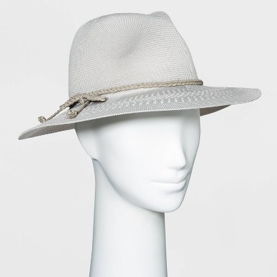 Women's Knit Fedora Hat - A New Day™