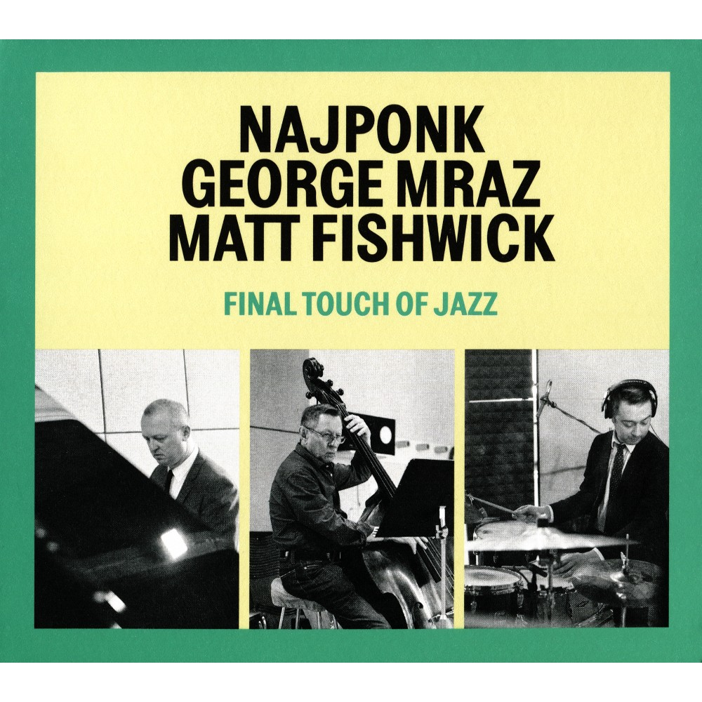 Najponk - Final Touch Of Jazz (CD)