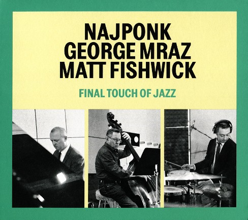 Najponk - Final touch of jazz (CD) - image 1 of 1