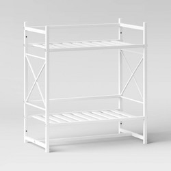 Square Tube Decorative Wall Shelf - Threshold™