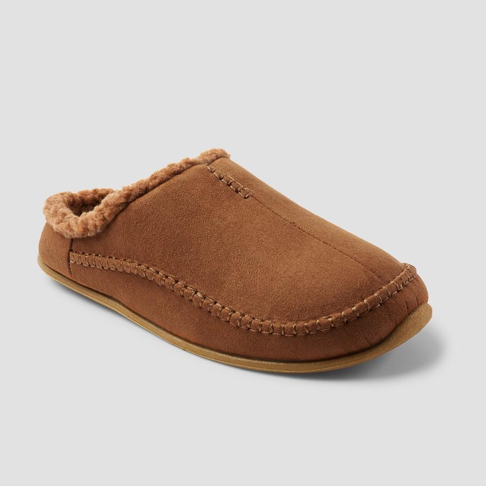 Men's Deer Stags Nordic Slide Slippers - Chestnut 11, Brown