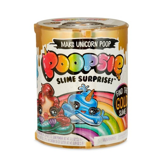 Poopsie Slime Surprise Poop Pack Drop 2 Make Magical Unicorn Poop image number null