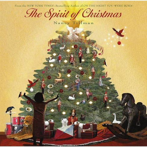 Spirit of Christmas - by  Nancy Tillman (Hardcover) - image 1 of 1