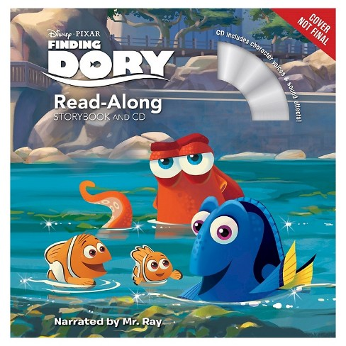 Finding Dory Read-Along Storybook and CD (Mixed media product) by Suzanne Francis - image 1 of 1