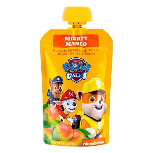 PAW Patrol Mighty Mango Organic Blended Fruit Snack - 3.5oz - image 1 of 2