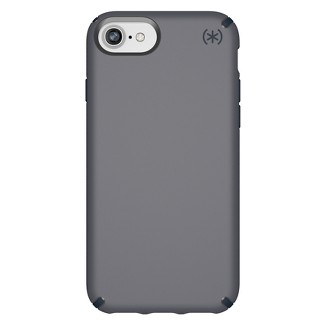 Speck Apple iPhone 8/7/6s/6 Presidio Mount Case - Graphite Gray/Charcoal Gray