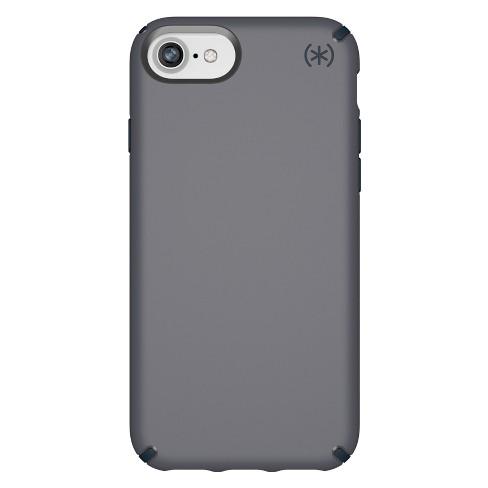 Speck Apple iPhone 8/7/6s/6 Presidio Mount Case - Graphite Gray/Charcoal Gray - image 1 of 4