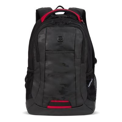 SWISSGEAR 18.5'' Classic Backpack - Noir Camo