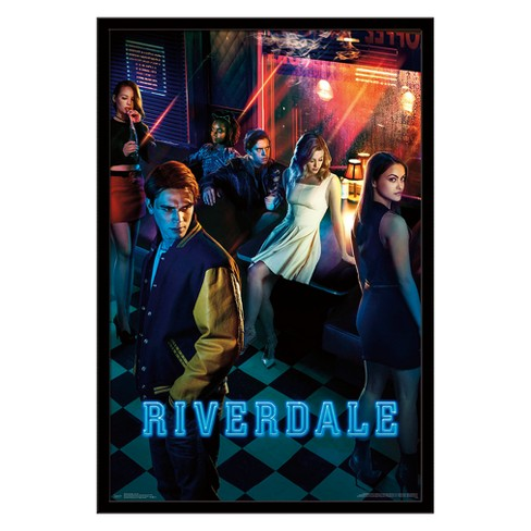 Riverdale - Key Art Framed Poster Trends International - image 1 of 5