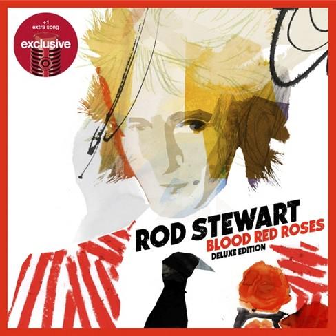 Rod Stewart Blood Red Roses (Target Exclusive, CD) - image 1 of 1