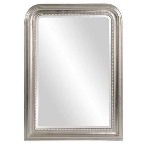 Sterling Arched Silver Mirror - Howard Elliott - image 1 of 4