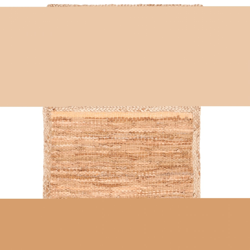 8'X10' Solid Woven Area Rug Camel/Natural - Safavieh