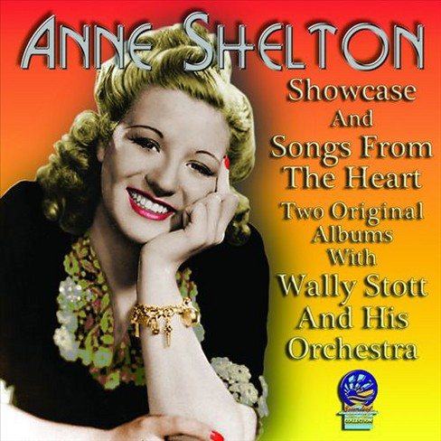 Anne shelton - Two favourite albums:Songs from the h (CD) - image 1 of 1