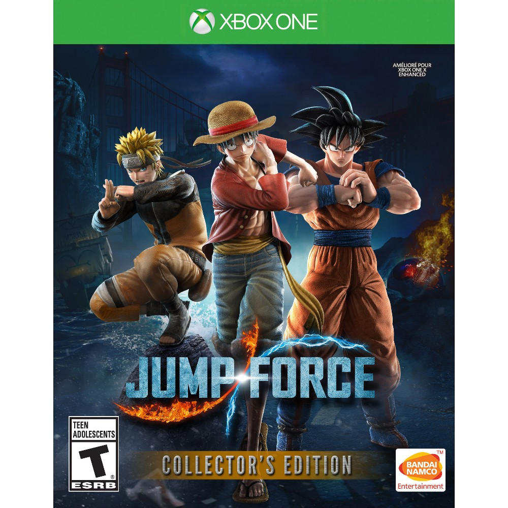Jump Force: Collector's Edition - Xbox One