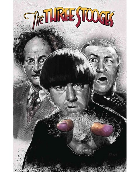 Three Stooges 1 (Paperback) (S. A. Check & J. C. Vaughn & Christopher Hill & James Kuhoric) - image 1 of 1
