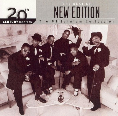 New Edition - 20th Century Masters - The Millennium Collection: The Best of New Edition (CD)