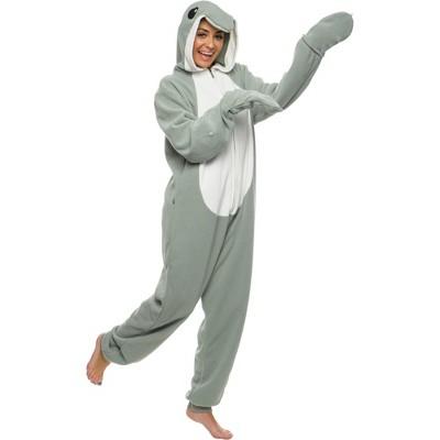 Funziez! Dolphin Slim Fit Adult Novelty Union Suit