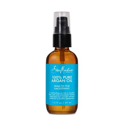SheaMoisture 100% Pure Argan Oil - 1.6 fl oz - image 1 of 3