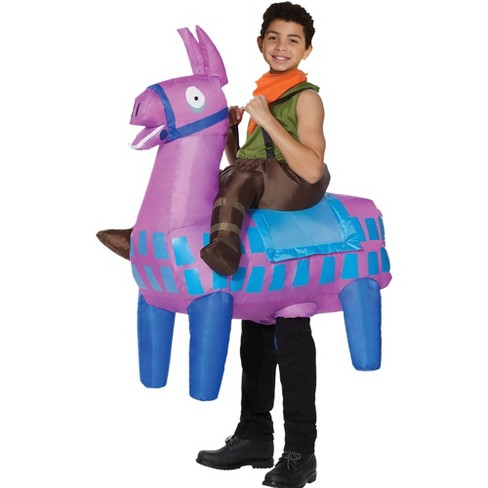 Kids Fortnite Giddy-Up Halloween Costume One Size - image 1 of 1