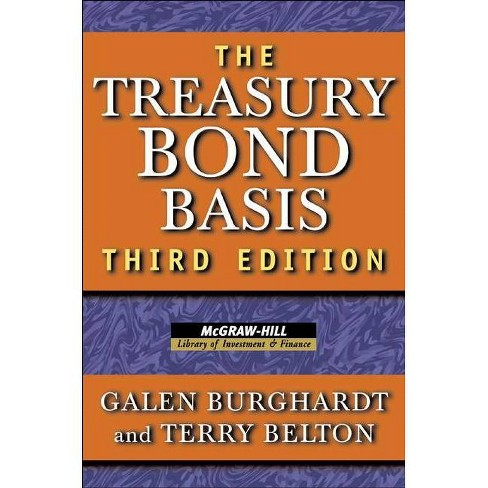 The Treasury Bond Basis - (McGraw-Hill Library of Investment and Finance) 3 Edition (Hardcover) - image 1 of 1