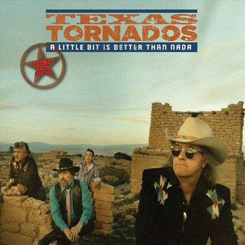 Texas tornados - Little bit is better than nada:Prime (CD) - image 1 of 1