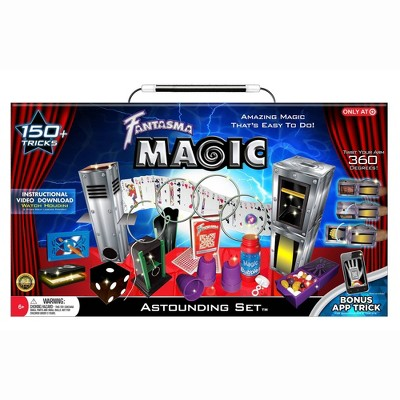 Fantasma Astounding Magic Set of 150 Tricks