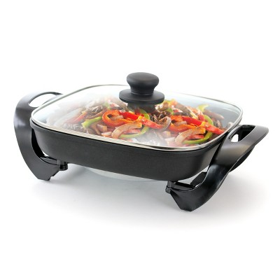 Better Chef 11.5in Non-Stick Electric Skillet