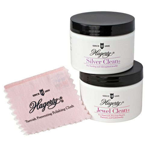 Hagerty Essential 3 Piece Jewelry Care Collection - image 1 of 7