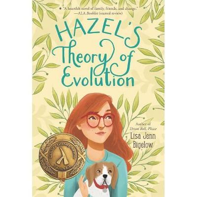 Hazel's Theory of Evolution - by  Lisa Jenn Bigelow (Paperback)