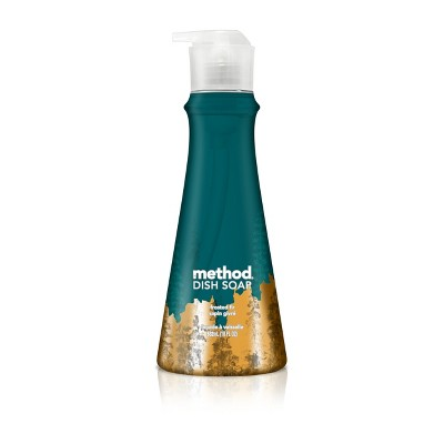 Method Dish Soap Frosted Fir   18 Fl Oz by Method
