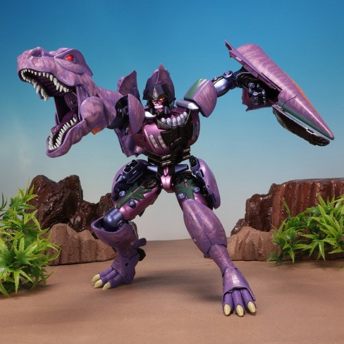 Transformers Masterpiece MP-43 Megatron - Beast Wars Action Figures - image 1 of 6