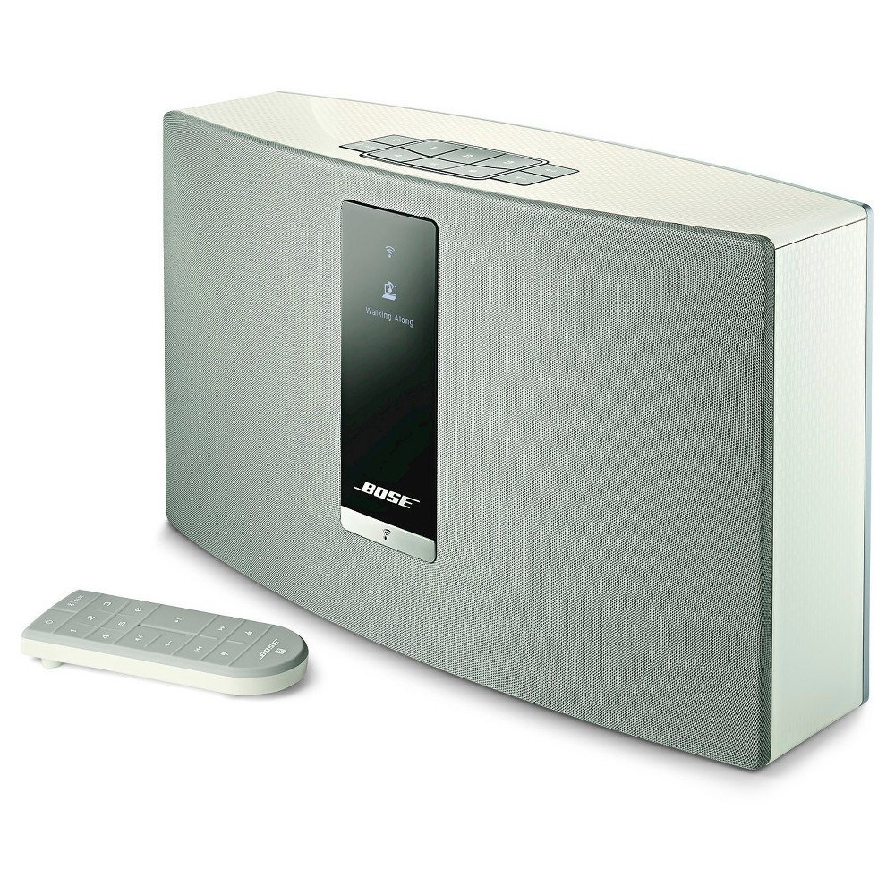 Bose SoundTouch 20 Series III wireless music system - White (738063-1200)